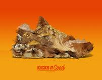 KRG Huarache series 2014