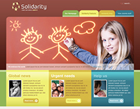Solidarity - Joomla Template
