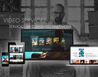 Video services. Customer journey