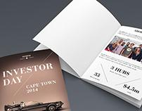 88mph - Investor Days