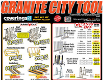 Granite City Tool Coverings/May Fabrication Flyer 2014