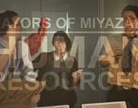 Mayors Of Miyazaki - 'Human Resources' (music video).