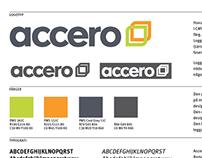 Graphic profile for Accero