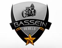 BASSEIN REBELS LOGO DESIGN @ MUMBAI
