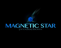Magnetic Star Logo and Opening Title Animation