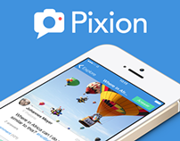 Pixion for iOS 7
