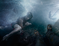 Frozen | Underwater Composite