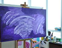 Healing Painting Series 1 (Halamanan ni Inang)