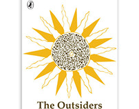 The Outsiders: Puffin Book Cover