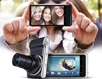 Samsung Galaxy Camera 2 launch
