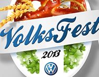 Volksfest Logo