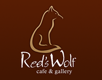 Red's Wolf Cafe & Gallery