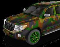 Battlefield Camo | Vector