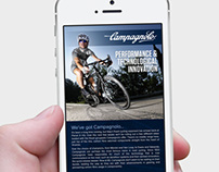 Campagnolo Email Newsletter