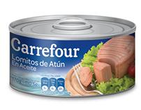 Atunes Carrefour