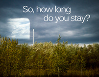 So, how long do you stay?
