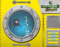 Yellow Submarine UnderSea Adventure Game for the iPad