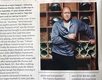 Cal Ripken for Fortune Mag