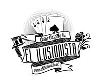 """Logo para """"El Ilusionista"""""""