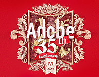 Adobe 35th Year Anniversary