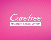Carefree. Descubrí lo bueno de moverte.