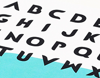 SINJARY Typeface