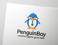 Smart Penguin Logo