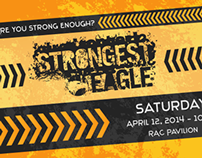 Strongest Eagle Posters