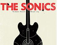 The Sonics / Glasgow