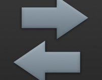Replacement Icon for Transmit
