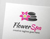 Flower Zen Spa Logo