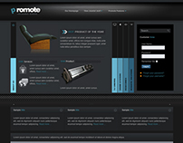 Promote - Joomla Template