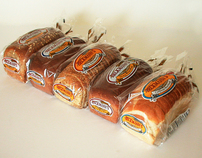 Beckmann's Bread identity and packaging