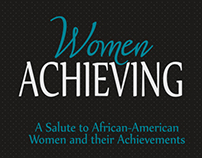 Women Achieving 2014