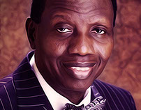 Pst. E.A Adeboye (General Overseer, RCCG)