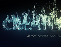Let Your Creative Juices Flow (RealFlow)