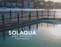 SOLAQUA Rockpool Brand Expression Book