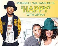 'HAPPY'