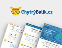 Chytrybalik.cz - sending package from your home
