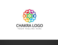 Chakra Logo Template