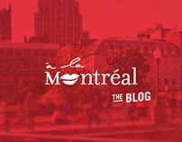 À la Montréal | The Blog