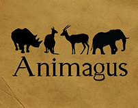 Animagus Font (FREE)