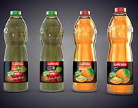 Calinda WAF Fruits C4D