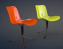 Frinz Chair C4D