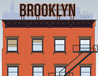 Brooklyn Illustration