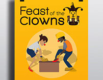 Feast of the Clowns - Advertising Campaign