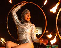Mandala Hoop
