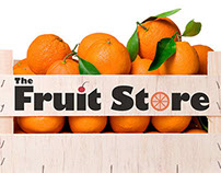 The Fruit Store Logotype Revised