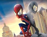 Spider-Man Super deformed