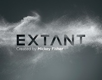EXTANT Opening Credits Creative Concepts